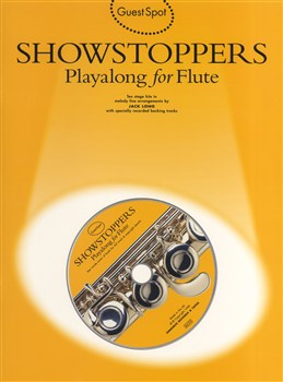 GUEST SPOT: Showstoppers Playalong + CD