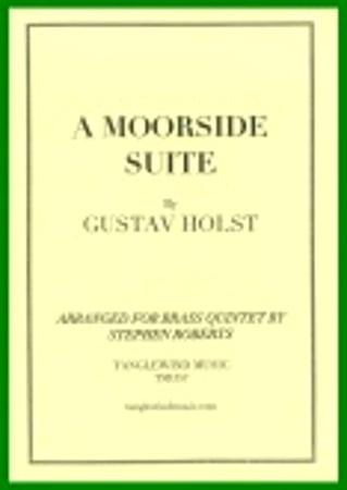 A MOORSIDE SUITE (score & parts)