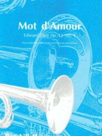 MOT D'AMOUR Op.13/1