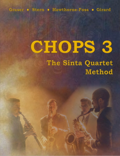 CHOPS 3: The Sinta Quartet Method