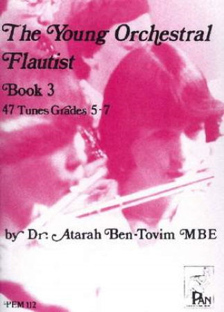 THE YOUNG ORCHESTRAL FLAUTIST Book 3