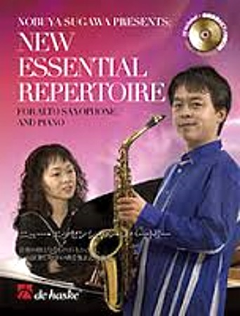 NEW ESSENTIAL REPERTOIRE + CD