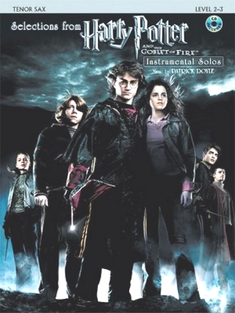 HARRY POTTER & The Goblet of Fire + CD