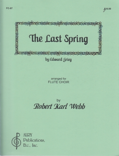 THE LAST SPRING