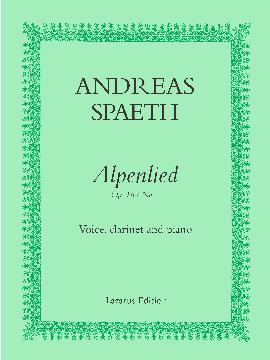 ALPENLIED Op.167 No.7