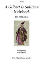 A GILBERT AND SULLIVAN NOTEBOOK