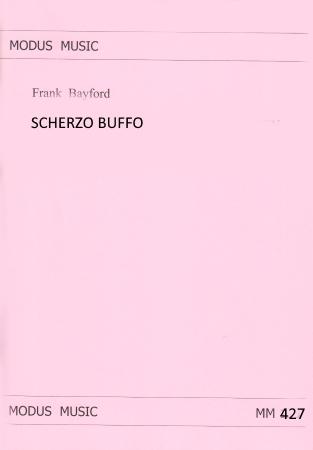 SCHERZO BUFFO Op.41b (playing score)