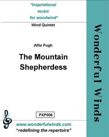 THE MOUNTAIN SHEPHERDESS (score & parts)