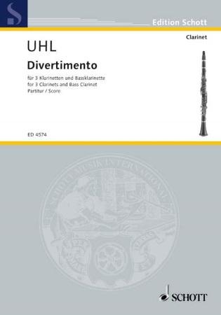 DIVERTIMENTO (score)