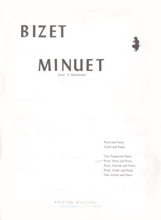 MINUET from 'L'Arlesienne'