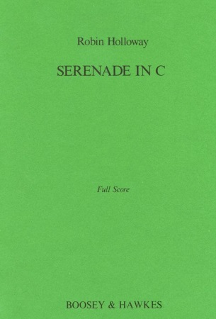 SERENADE in C major Op.41 (score)