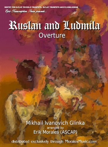 RUSLAN AND LUDMILLA Overture (score & parts)