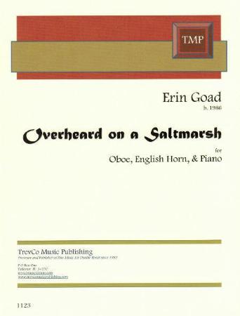 OVERHEARD ON A SALTMARSH