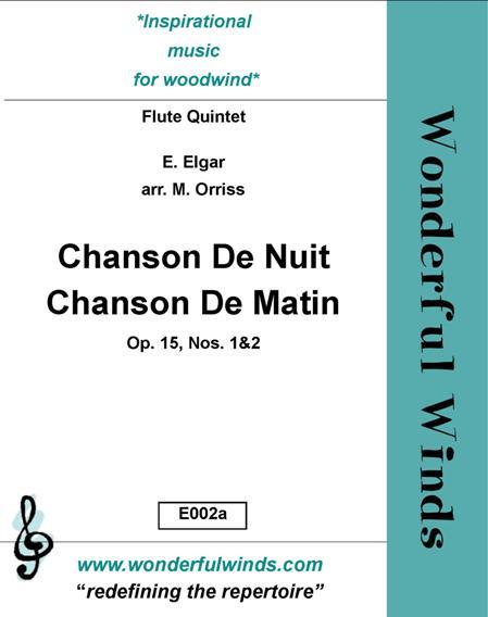 CHANSON DE NUIT & CHANSON DE MATIN