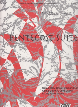 PENTECOST SUITE (score & parts)