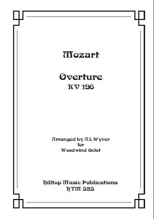 OVERTURE KV196 (score & parts)