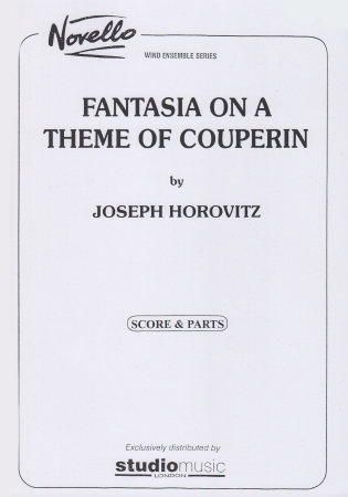 FANTASIA ON A THEME OF COUPERIN (score & parts)