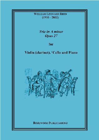 TRIO in a minor Op.27