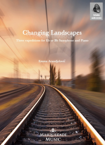 CHANGING LANDSCAPES + Online Audio