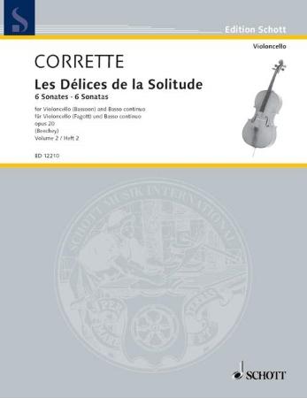 SIX SONATAS Op.20 Volume 2
