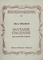 FANTAISIE ITALIENNE Op.110