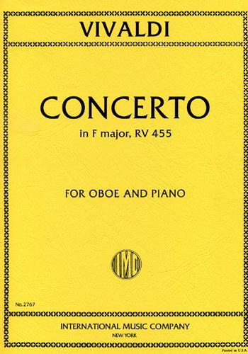 CONCERTO in F FVII/2 PV306 RV455 Op.39/6