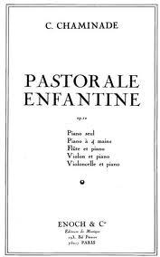 PASTORALE ENFANTINE Op.12