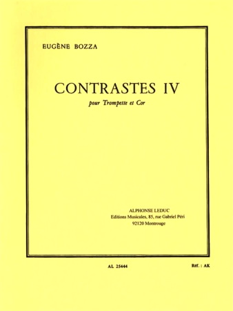 CONTRASTES IV