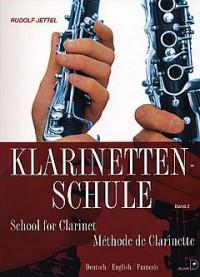 KLARINETTEN-SCHULE Volume 2