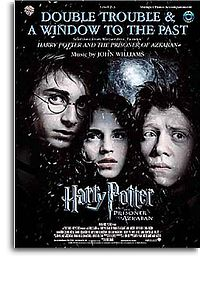 HARRY POTTER AND THE PRISONER OF AZKABAN + CD Selected Themes