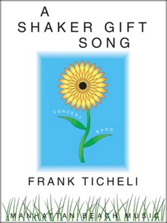 A SHAKER GIFT SONG (score)
