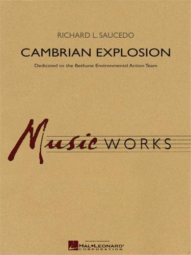 CAMBRIAN EXPLOSION (score)