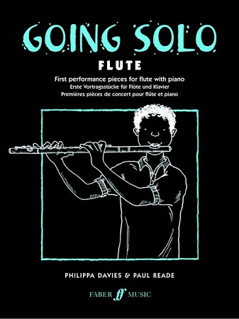 GOING SOLO FLUTE
