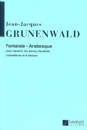 FANTAISIE-ARABESQUE (score & parts)