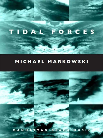 TIDAL FORCES (score & parts)