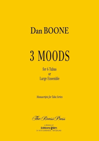 THREE MOODS (score & parts)