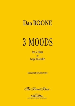 THREE MOODS (score & parts)