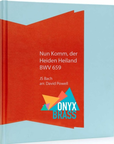NUN KOMM, DER HEIDEN HEILAND, BWV659 (score & parts)