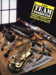 TEAM WOODWIND Clarinet + CD