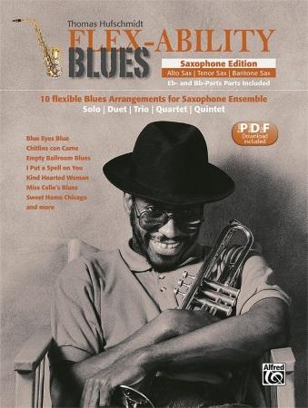FLEX-ABILITY BLUES Saxophone Edition
