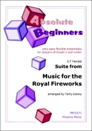 MUSIC FOR THE ROYAL FIREWORKS Suite