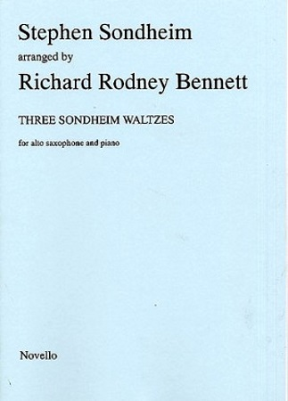 THREE SONDHEIM WALTZES