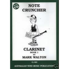 NOTE CRUNCHER Book 1