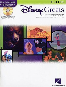 DISNEY GREATS + CD