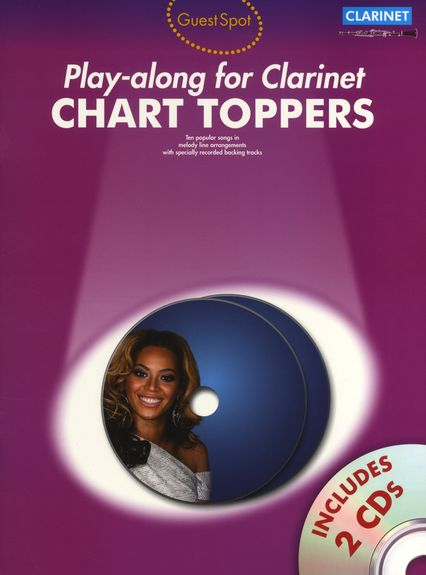 GUEST SPOT: Chart Toppers + CD