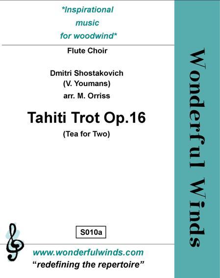 TAHITI TROT Op.16 (score & parts)