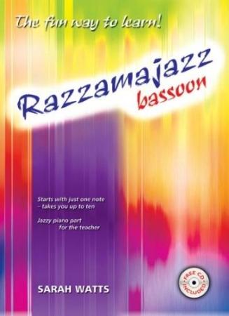 RAZZAMAJAZZ Bassoon + CD