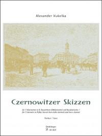 CZERNOWITZER SKIZZEN (score)