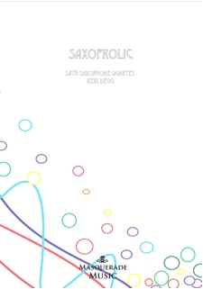 SAXOFROLIC score & parts