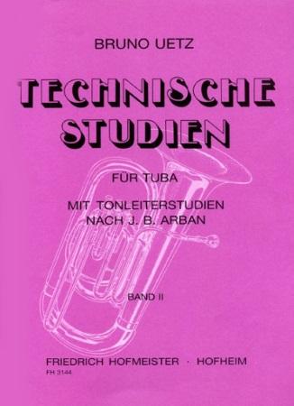 TECHNICAL STUDIES FOR TUBA Volume 2